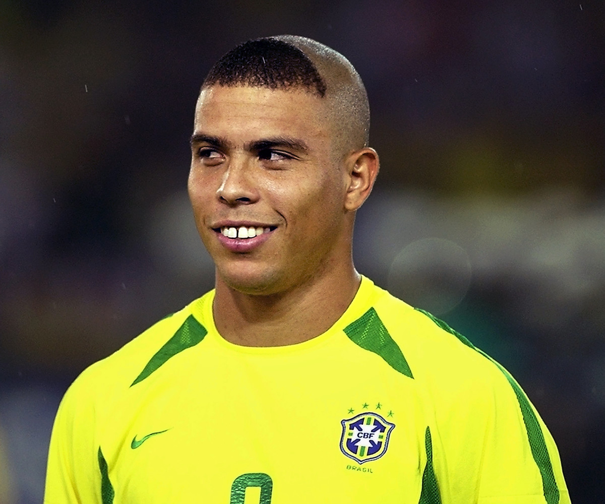 """""""Horrible!"""" Ronaldo bellows. """"I apologize to all the mothers who saw their kids make the same haircut."""""""
