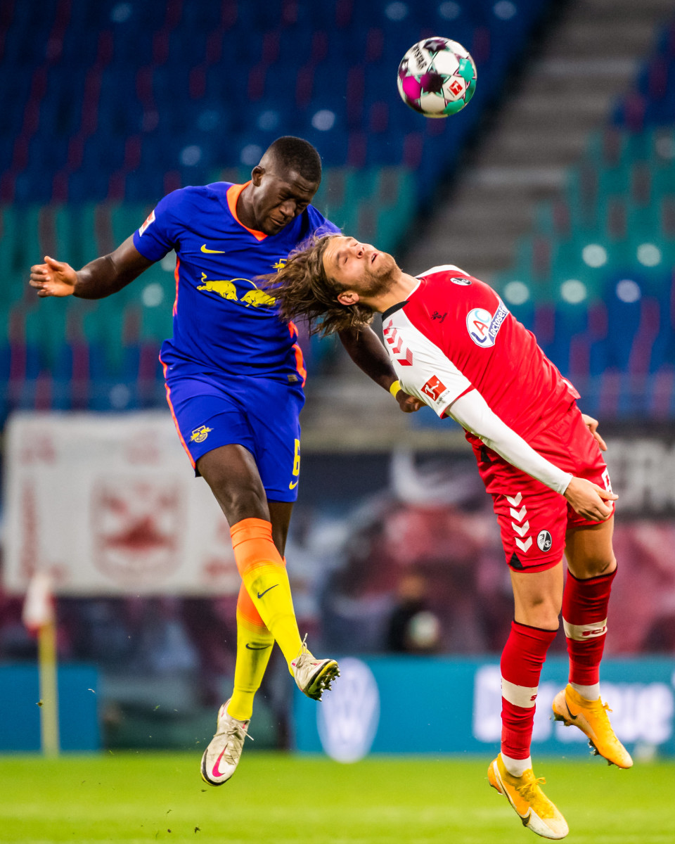 Still only 21, Konate has established himself as one of Europe's most exciting prospects