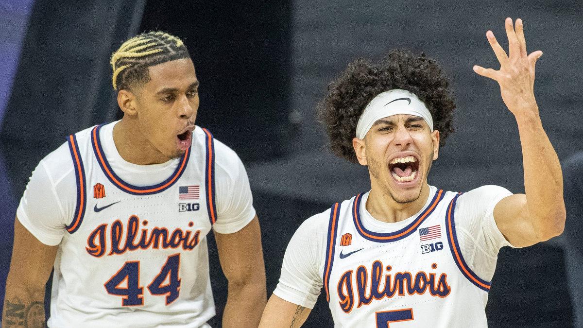 Illinois basketball