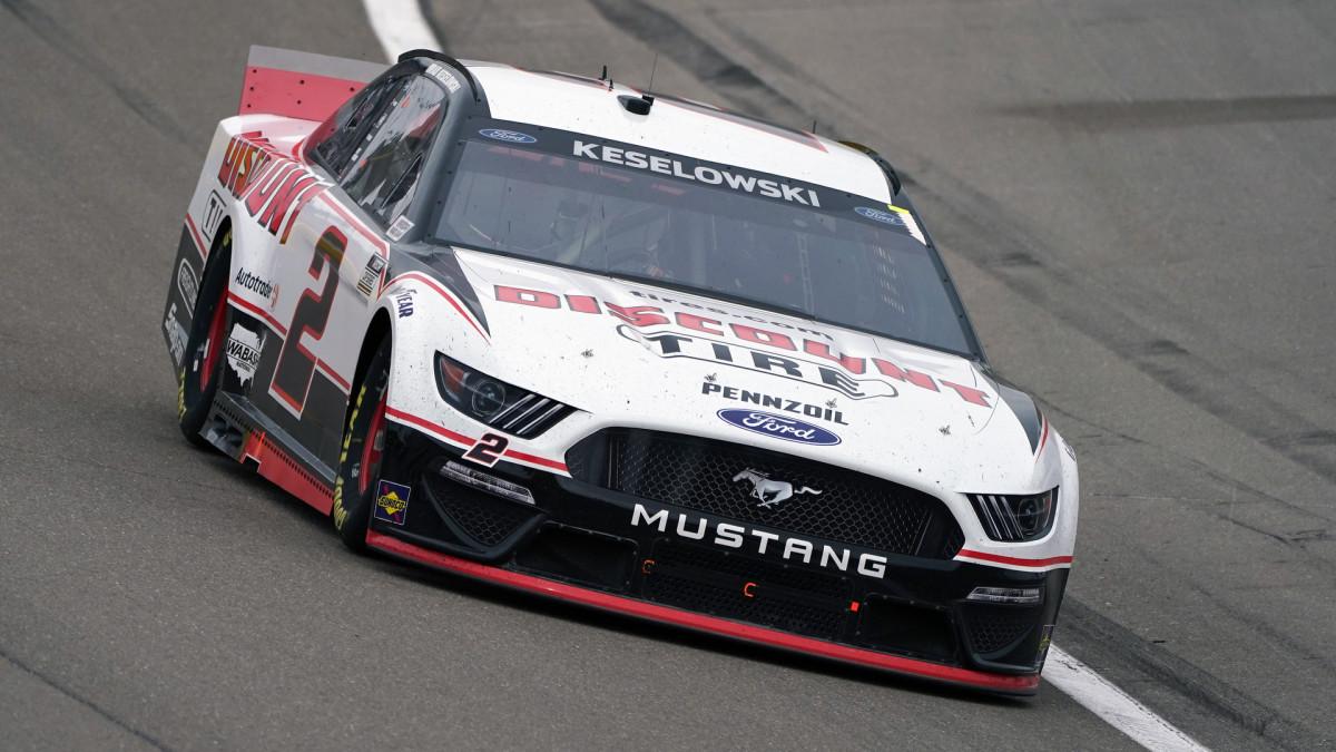 NASCAR Brad Keselowski