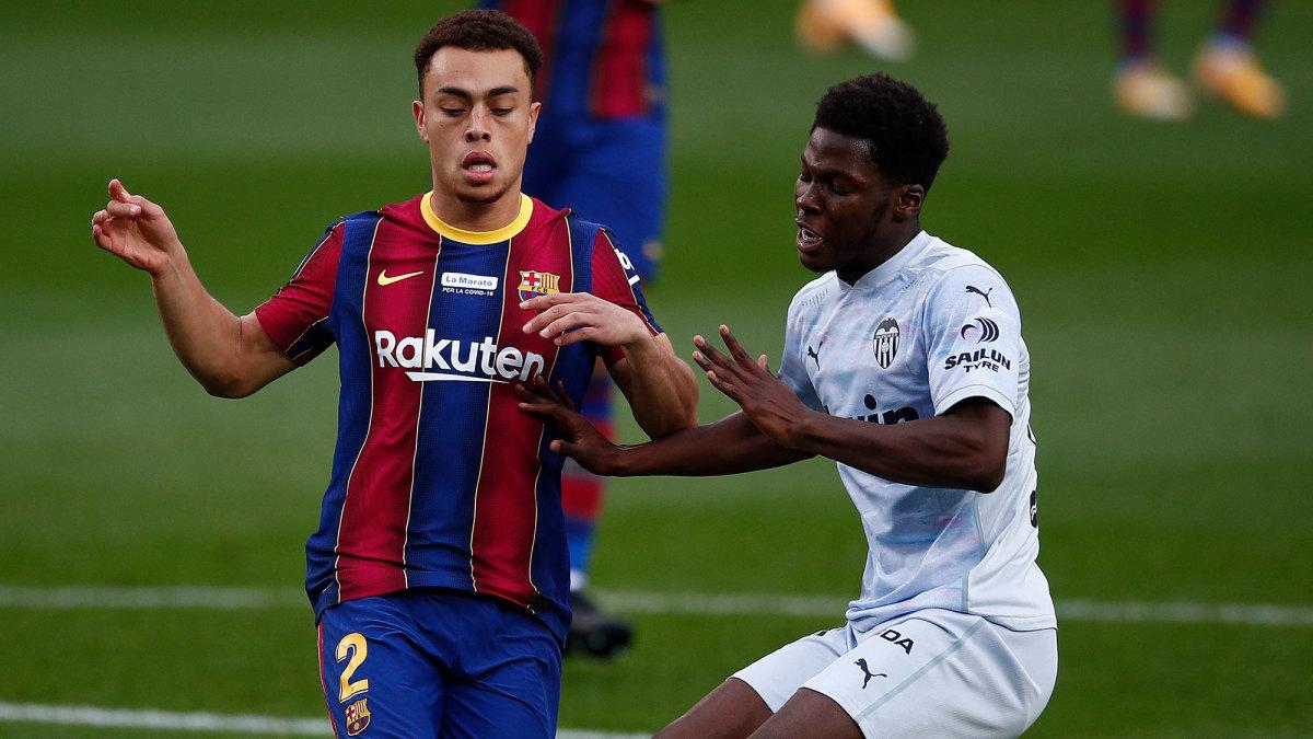USMNT's Sergino Dest and Yunus Musah play in La Liga
