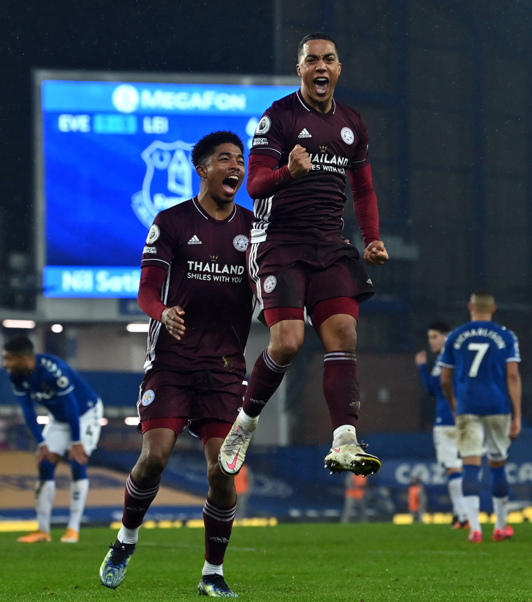 Tielemans has been key to Leicester's excellent form this season
