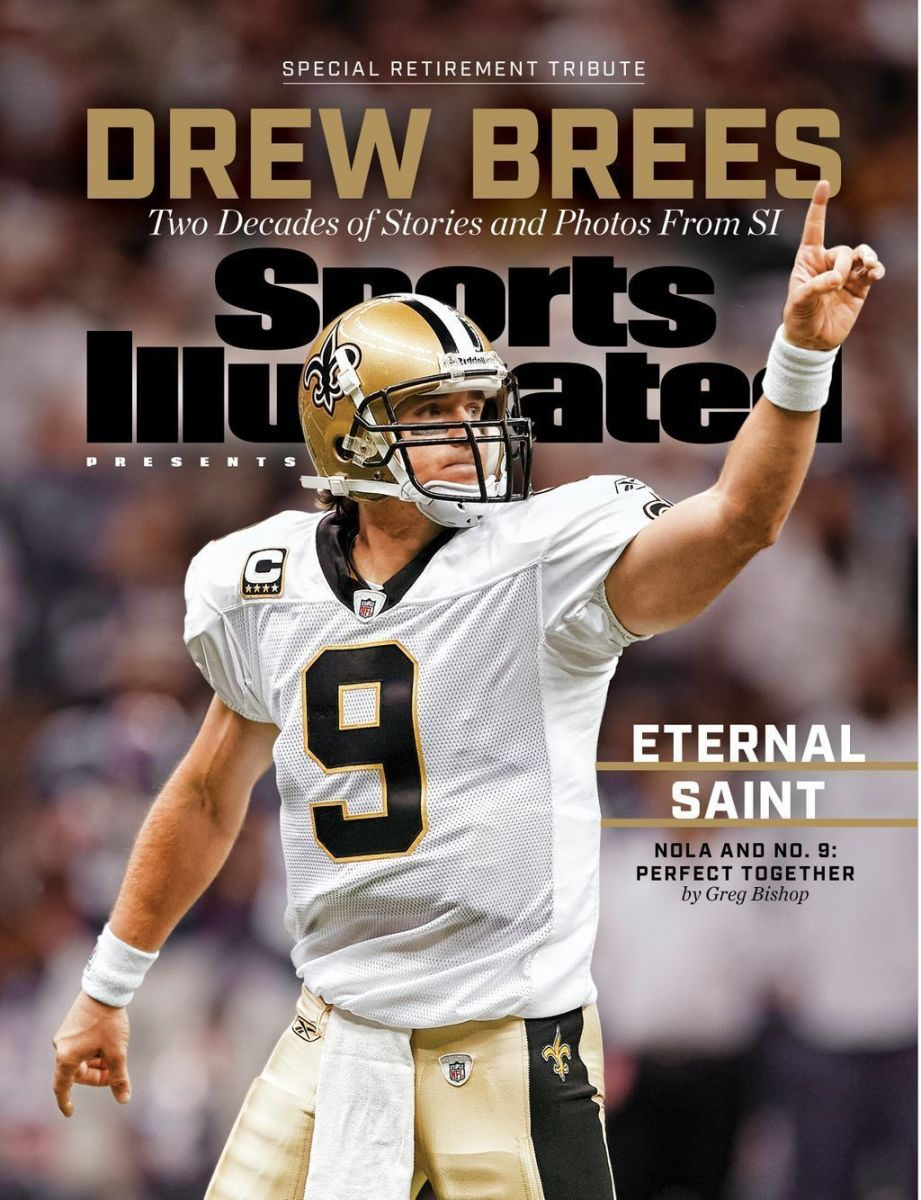 Drew Brees: Eternal Saint