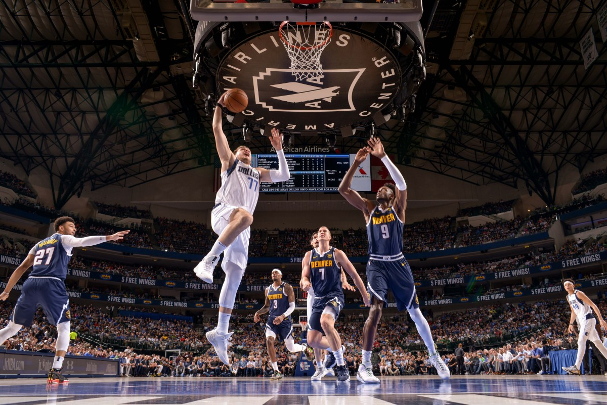 A moment of this Luka Dončić slam from March 2020 sold for $75,000.