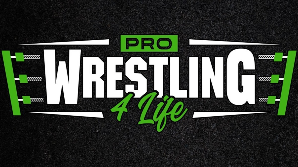 "Logo for Sean Waltman's ""Pro Wrestling 4 Life"" podcast"