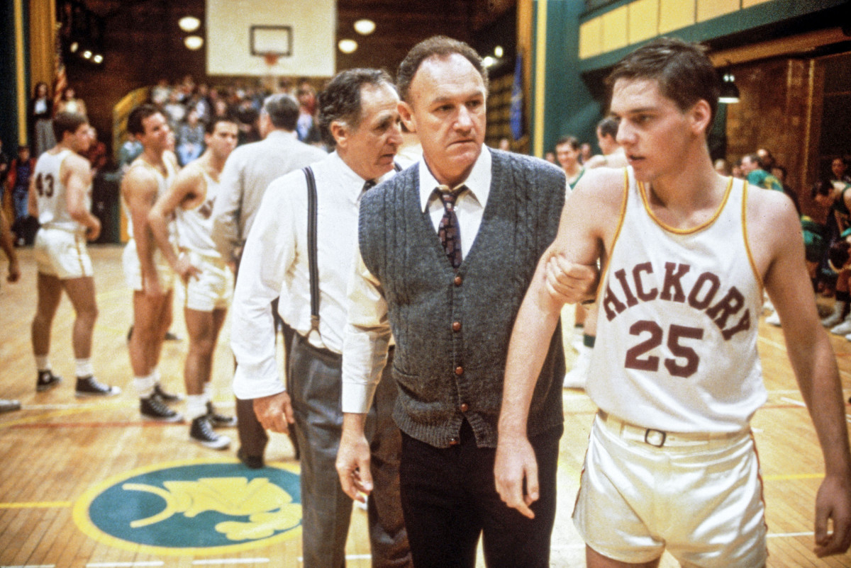 "The story of Milan's 1954 team was repurposed for the film ""Hoosiers,"" but Wingate was arguably the original Hickory High."