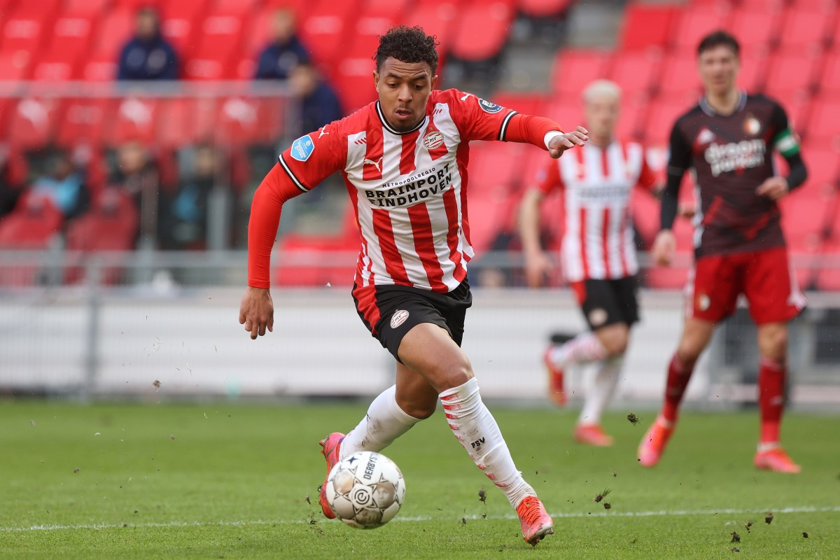 Will Liverpool target Donyell Malen?
