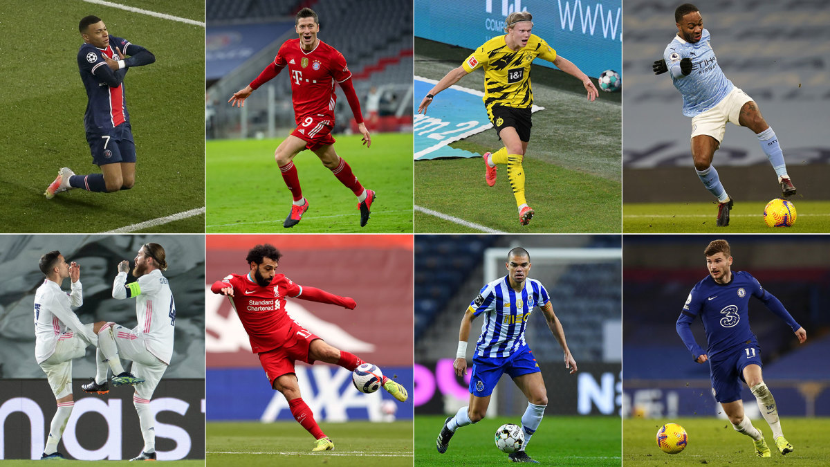 Champions League Bayern Porto