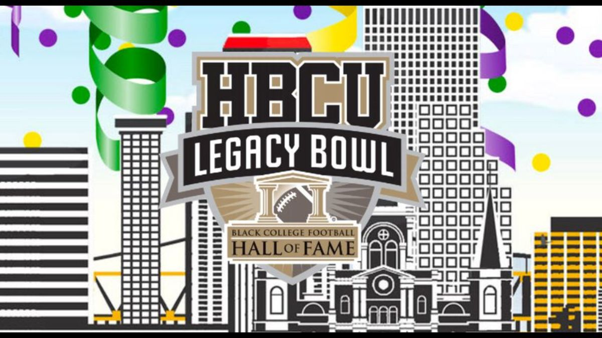 HBCU Legacy Bowl in New Orleans - Feb 19, 2022