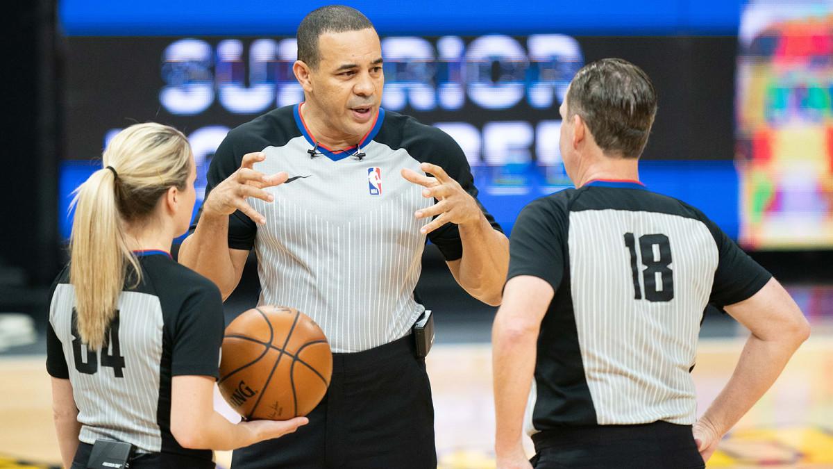 NBA-refs-talk