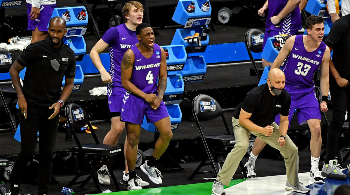 Abilene Christian has quickly risen from D-II to NCAA Tournament Cinderella.