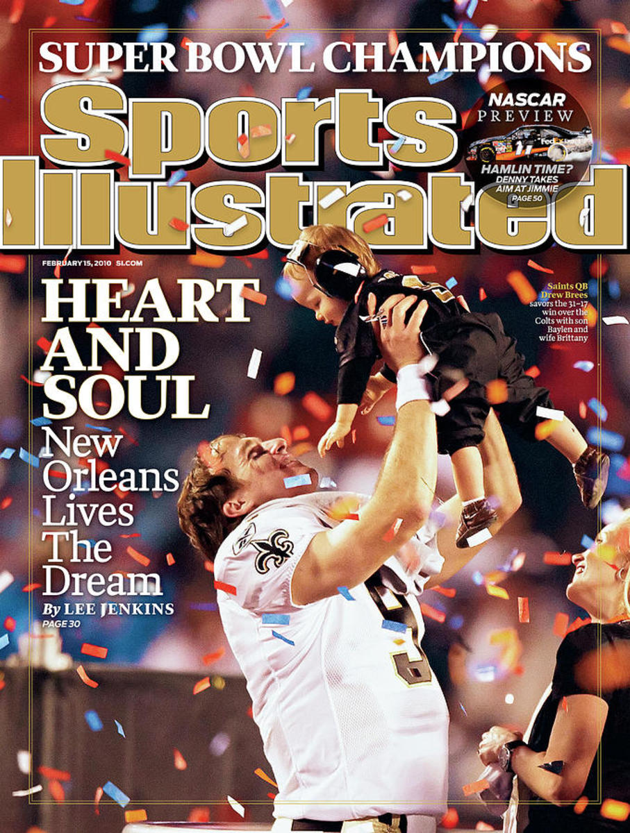 Heart And Soul SI Cover