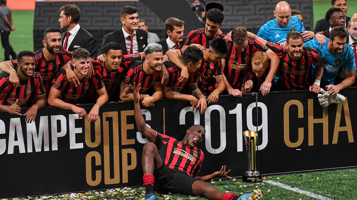 Atlanta United won the 2019 Campeones Cup