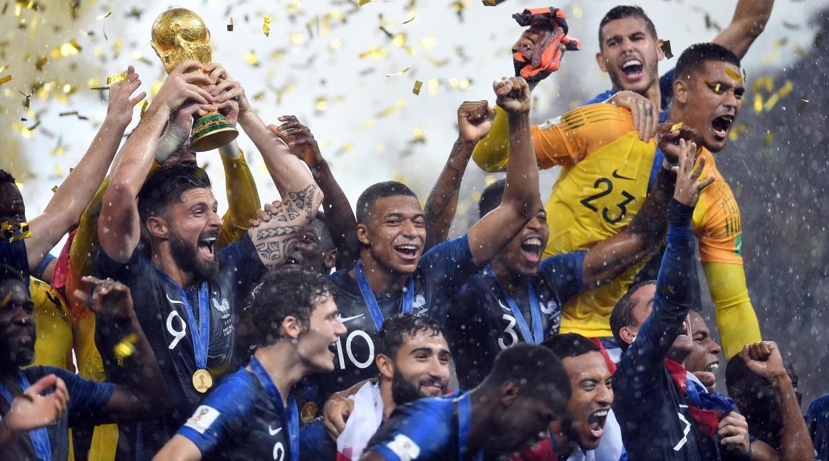 How to Watch France vs. Ukraine