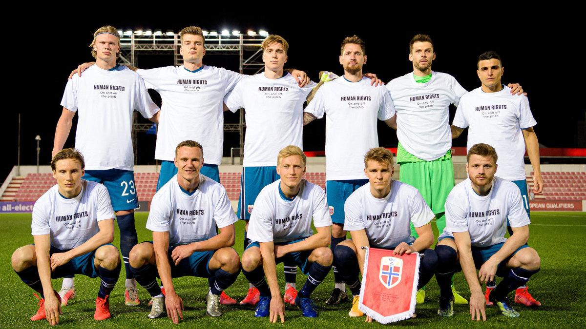 Norway's men's national team