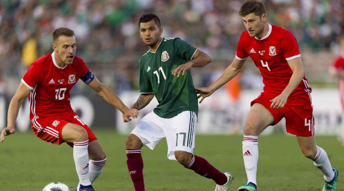 How to Watch Wales vs. Mexico: Live Stream, TV, Lineups