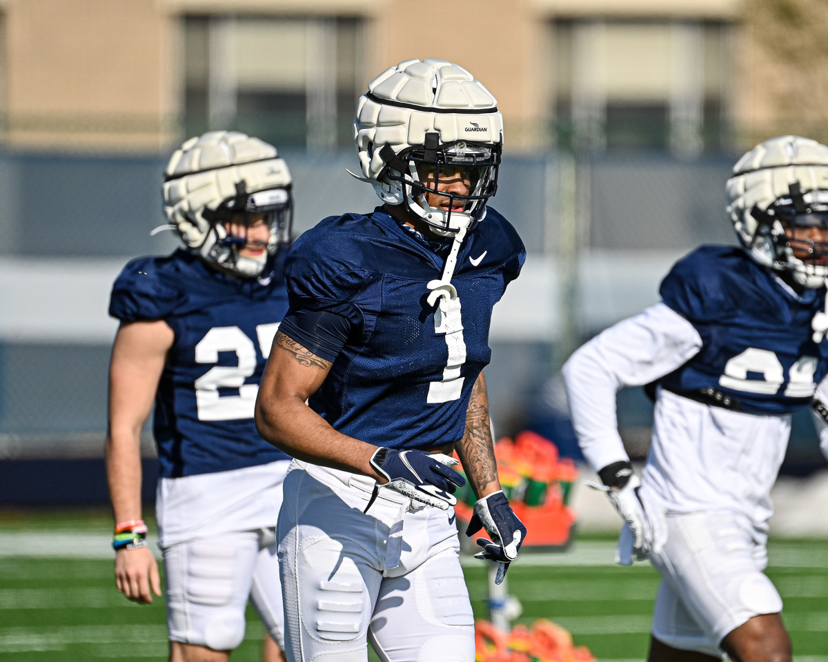 Safety Jaquan Brisker (Penn State Athletics)