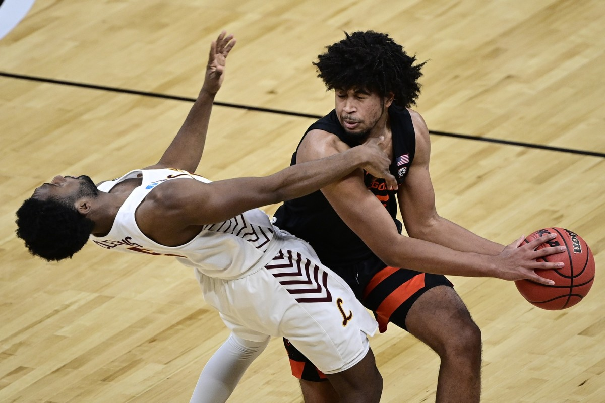 Ethan Thompson. Photo by Marc Lebryk, USA TODAY Sports