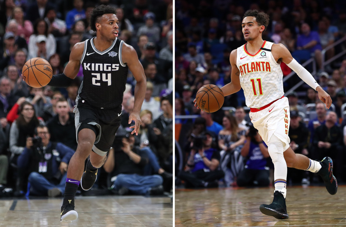 Buddy Hield, Trae Young