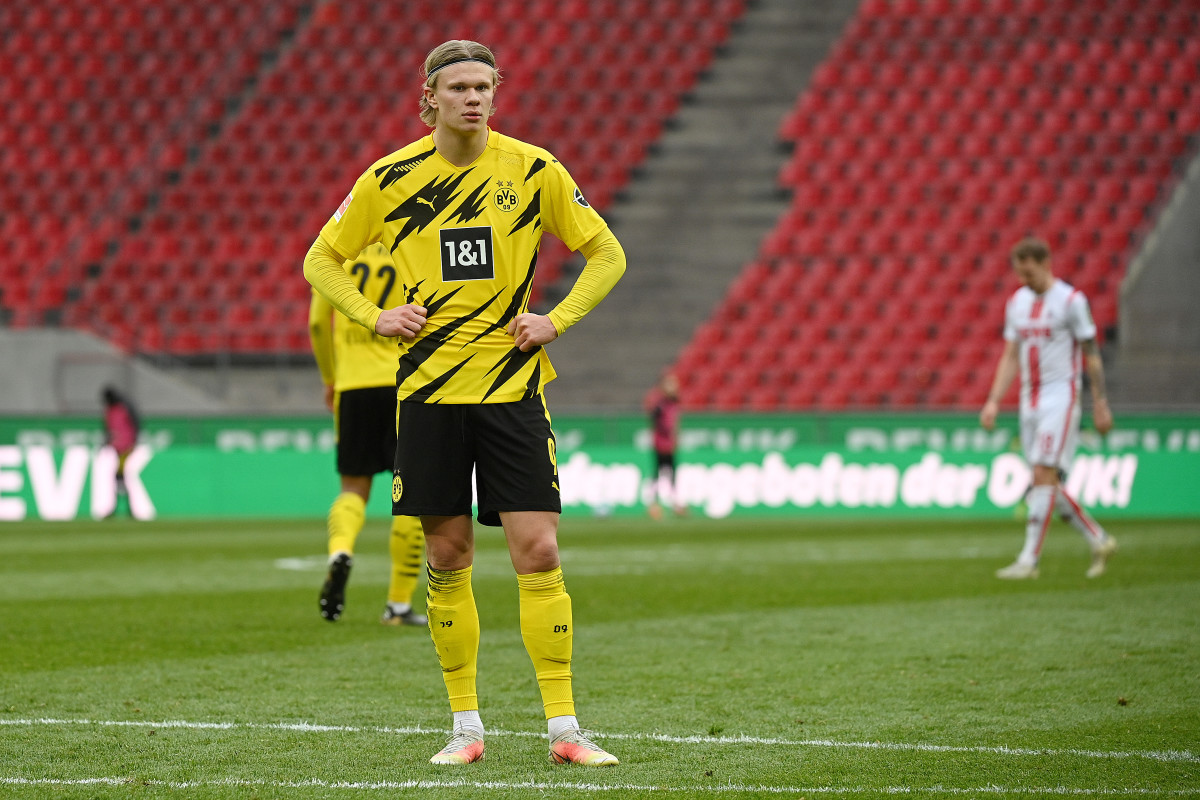 Problem identified for Man City target Erling Haaland - potential suitors will have to pay astronomical fee - Sports Illustrated Manchester City News, Analysis and More