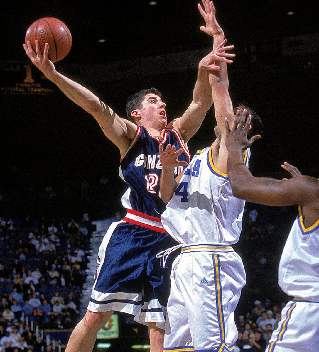Mike Nilson at Gonzaga