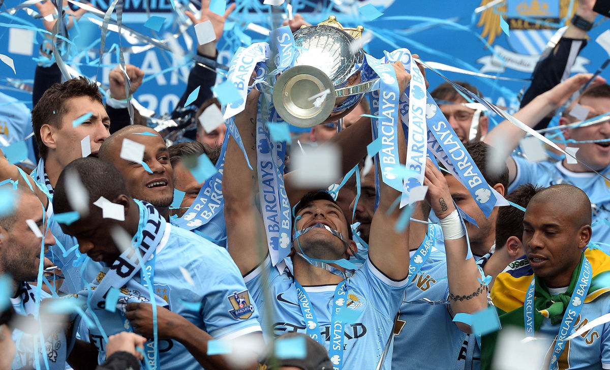 Top Five Moments That Made Sergio Aguero A Man City Legend - Sports Illustrated Manchester City News, Analysis and More