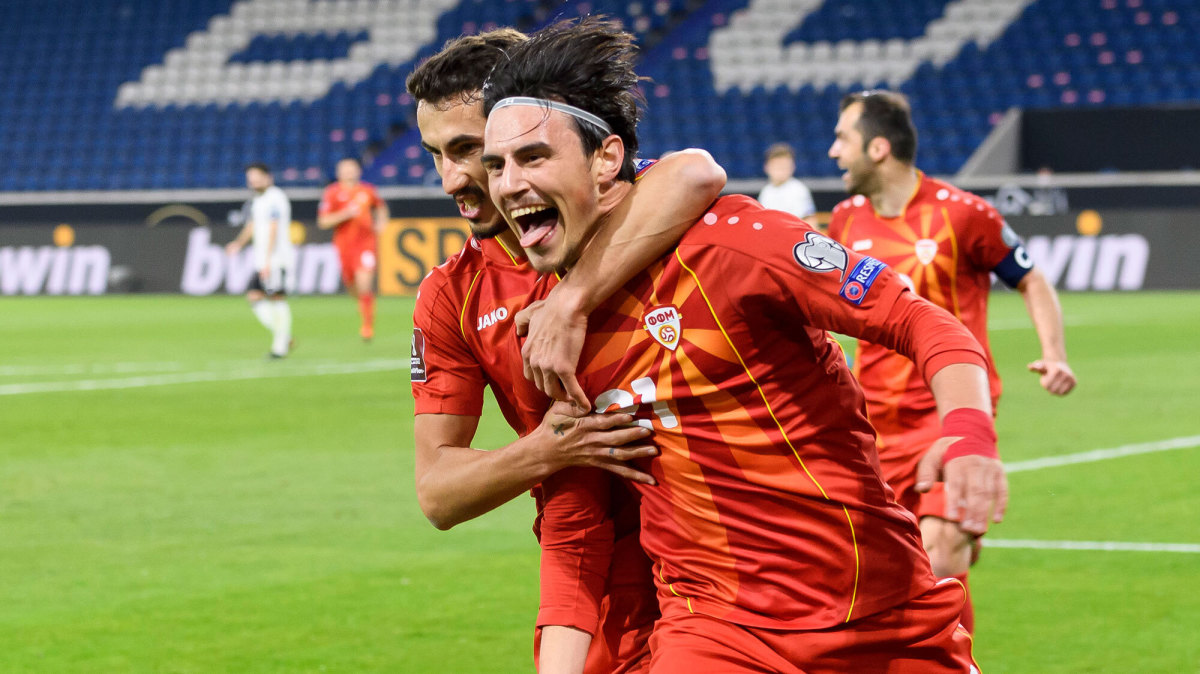 North Macedonia Stuns Germany in World Cup Qualifier