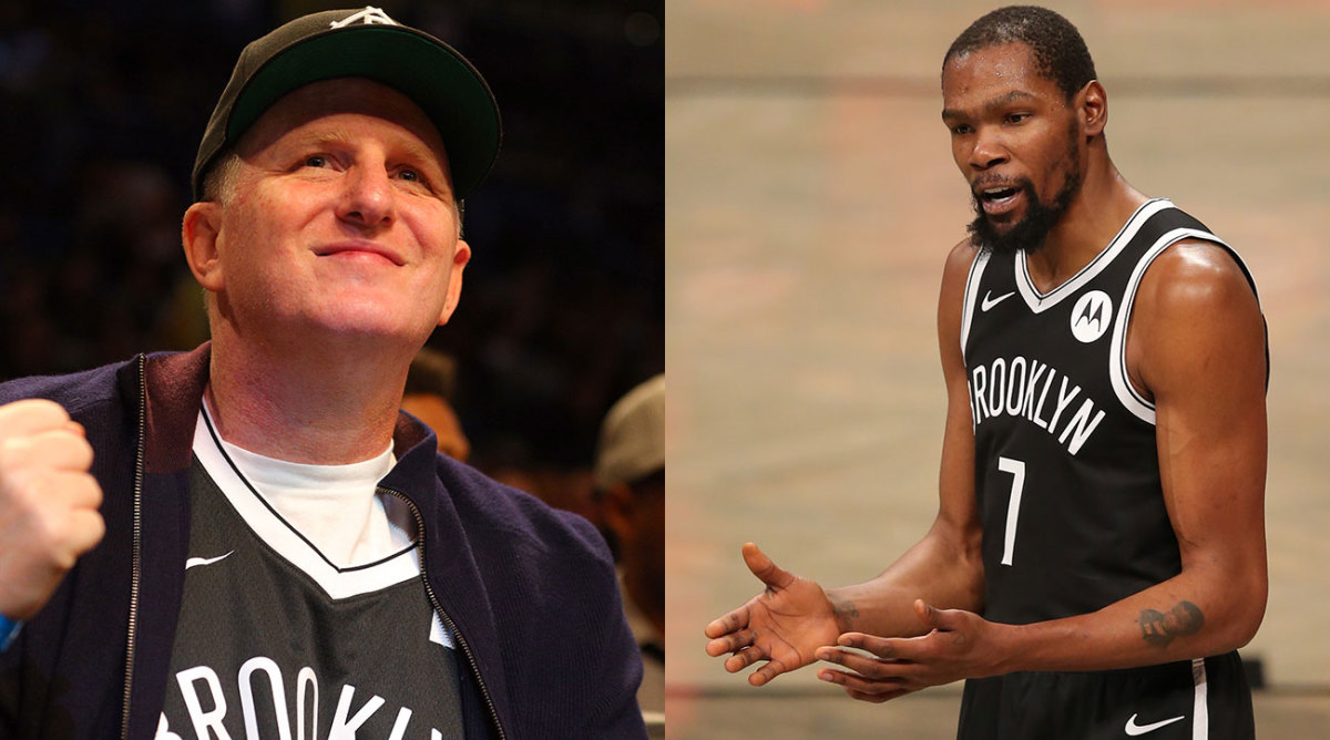 Kevin Durant and Michael Rapaport get into ugly Twitter fight - Sports  Illustrated