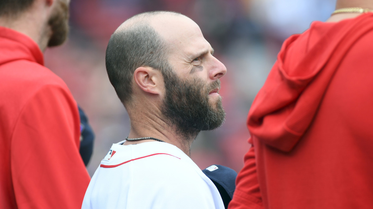 Dustin Pedroia's latest injury setback can make things awkward monetarily between he and Red Sox - Sports Illustrated