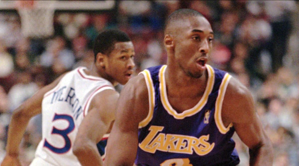 Allen Iverson Left 'Devastated and Heartbroken' After Kobe Bryant's Death