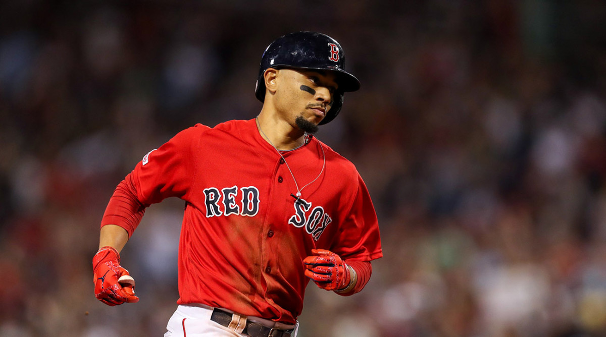 Report: Padres Still Interested in Mookie Betts Trade, But Want More Money From Red Sox