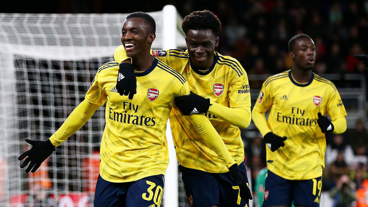 Young Arsenal Squad Beats Bournemouth, Moves on in FA Cup