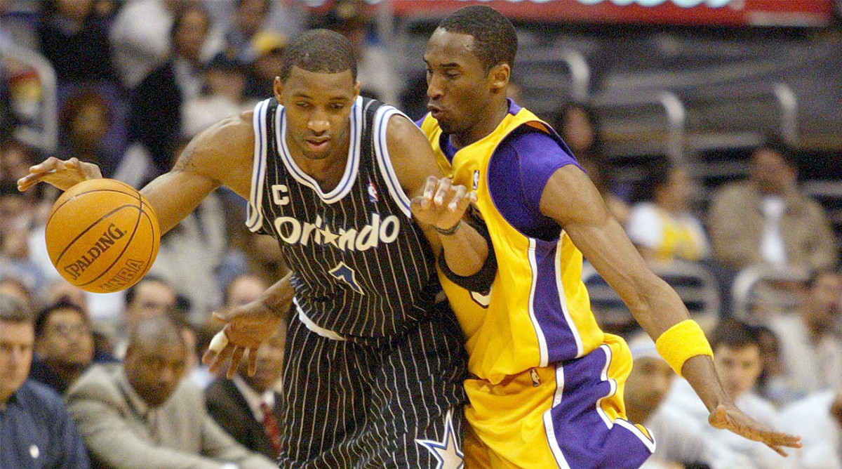Tracy McGrady Brought to Tears Discussing Kobe's Death, Relays Haunting Story