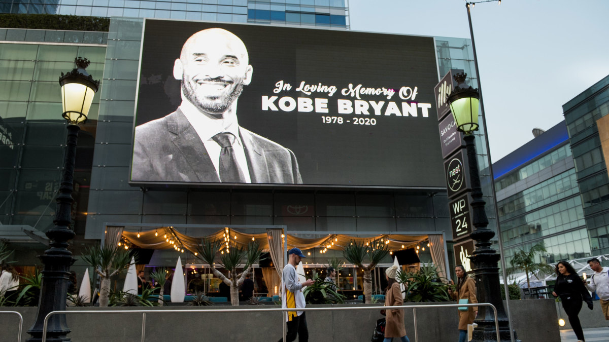 Kobe Bryant's death: How ESPN, other media outlets covered tragedy - Sports Illustrated