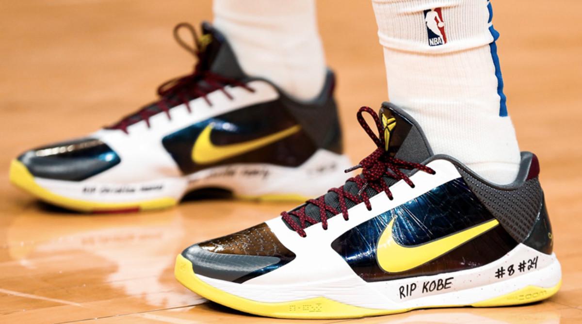 Kobe Sneaker Tributes: Luka Doncic, Breanna Stewart Among Players Honoring Bryant