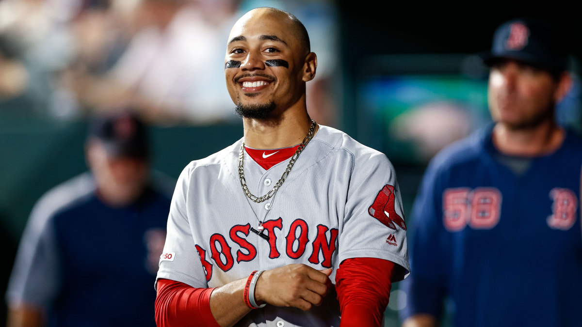 How Opposing Teams Size Up a Mookie Betts Trade