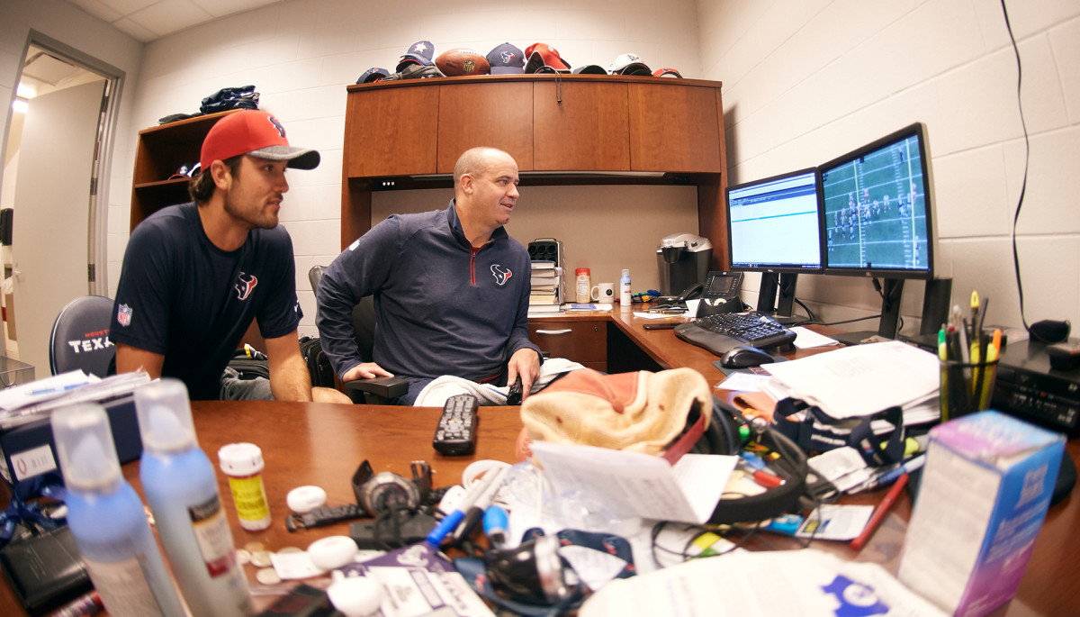 Brock Osweiler and Bill O'Brien