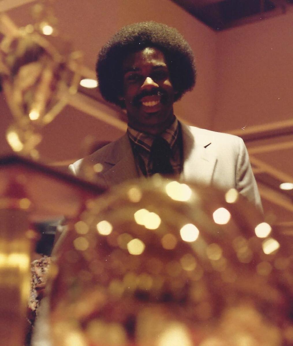 Reggie King (photo by Jimmy Bank)