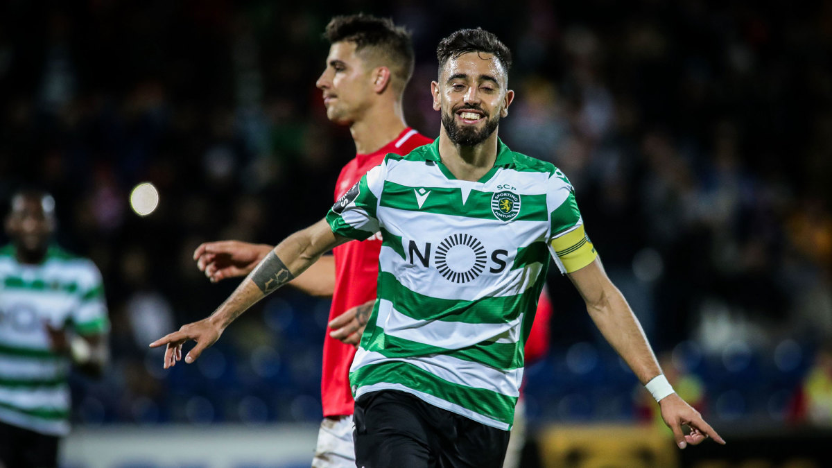 Bruno Fernandes is joining Manchester United