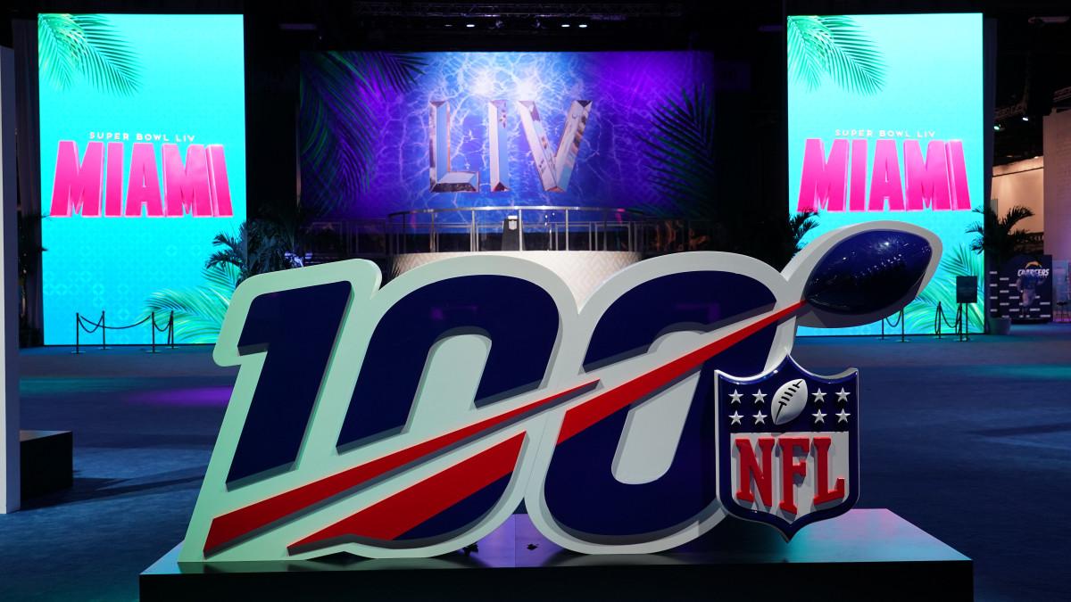 Who won the Super Bowl LIV coin toss?