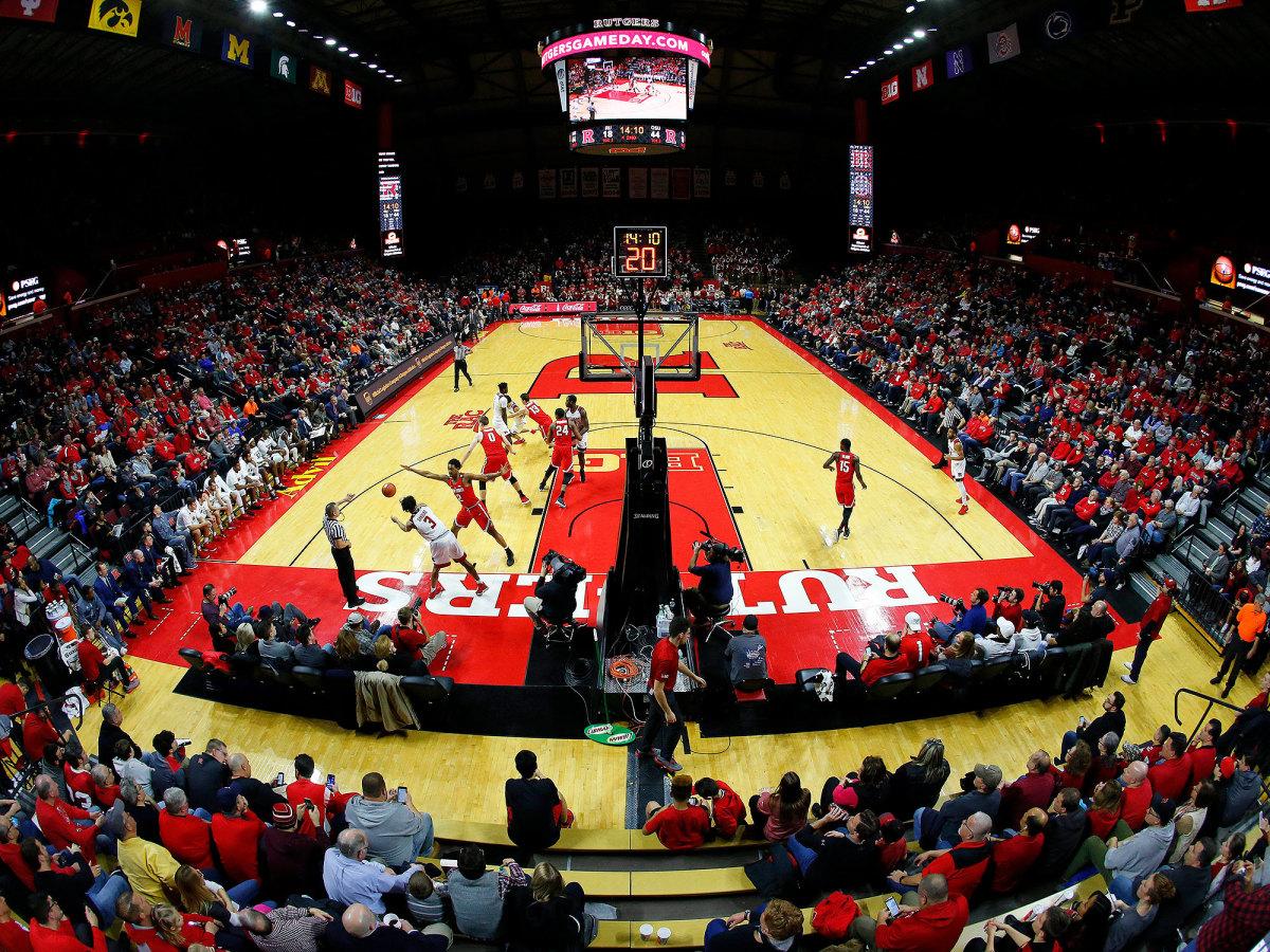 Rutgers basketball RAC