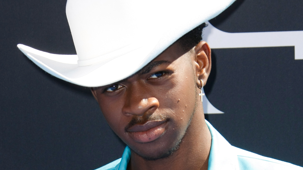 Lil Nas X starred in a Doritos commercial during the Super Bowl.