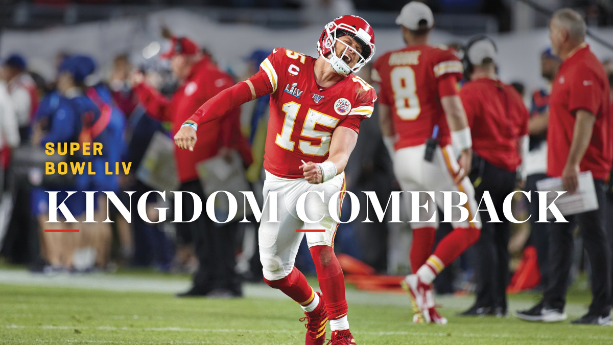 Kingdom Comeback: The Chiefs' Seven-Year Journey To A Super Bowl Title
