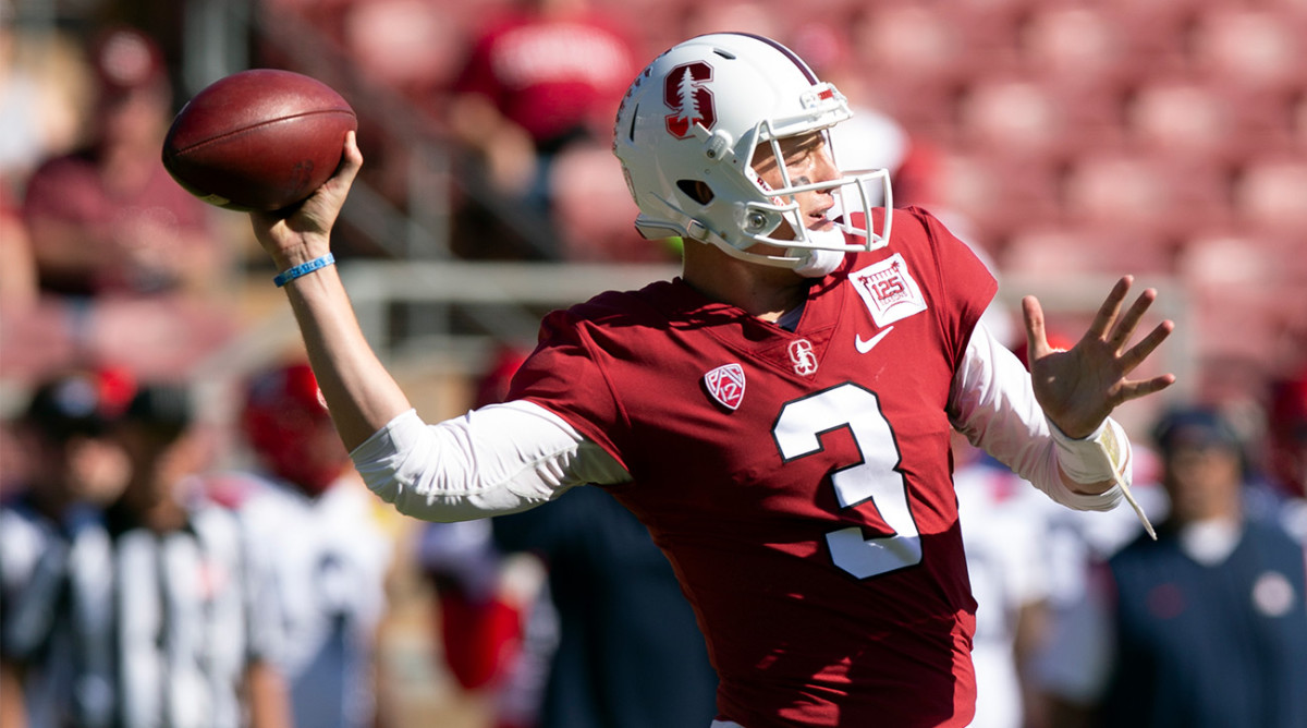 Former Stanford QB Costello Transferring to Miss. State