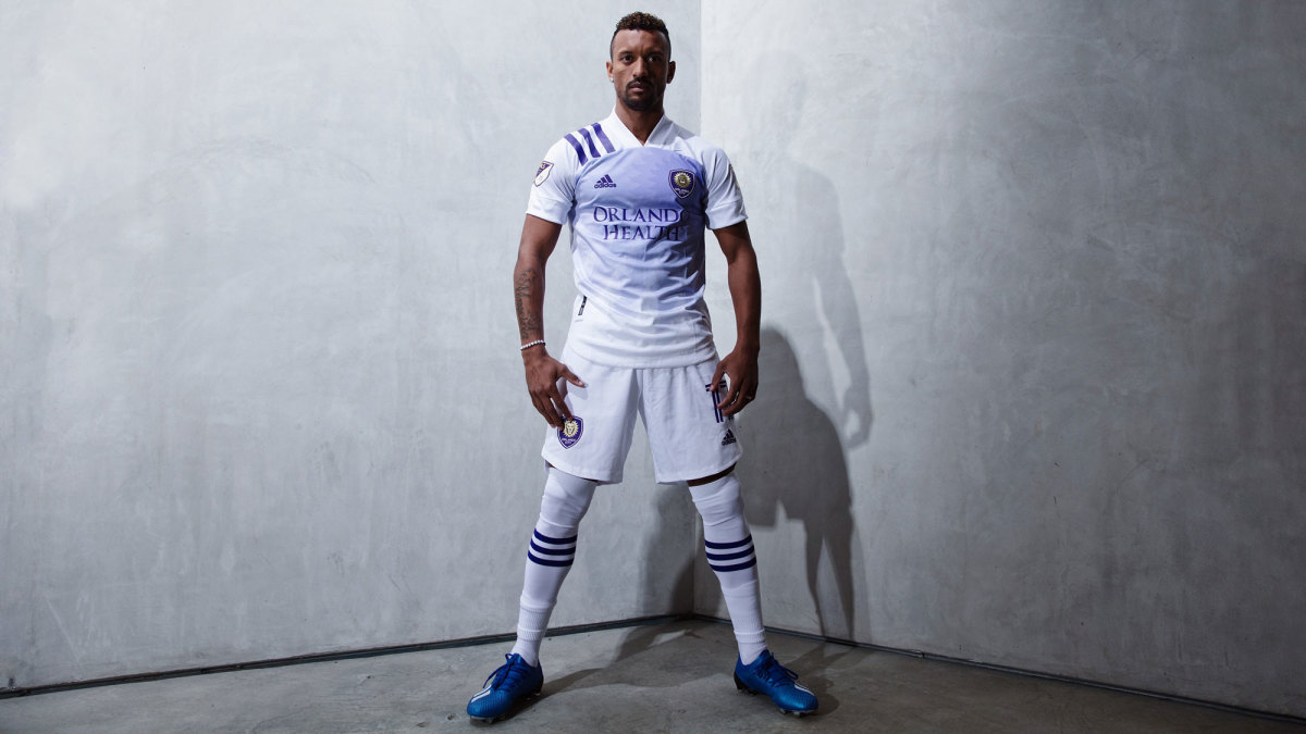 Orlando City's 2020 MLS kit
