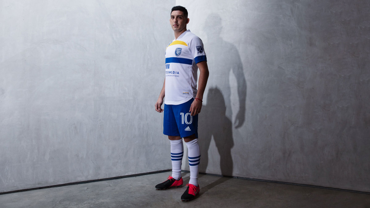 San Jose Earthquakes' 2020 MLS kit