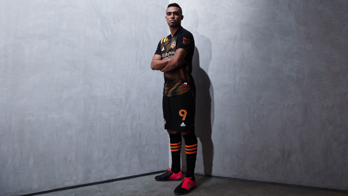 Houston Dynamo's 2020 MLS kit