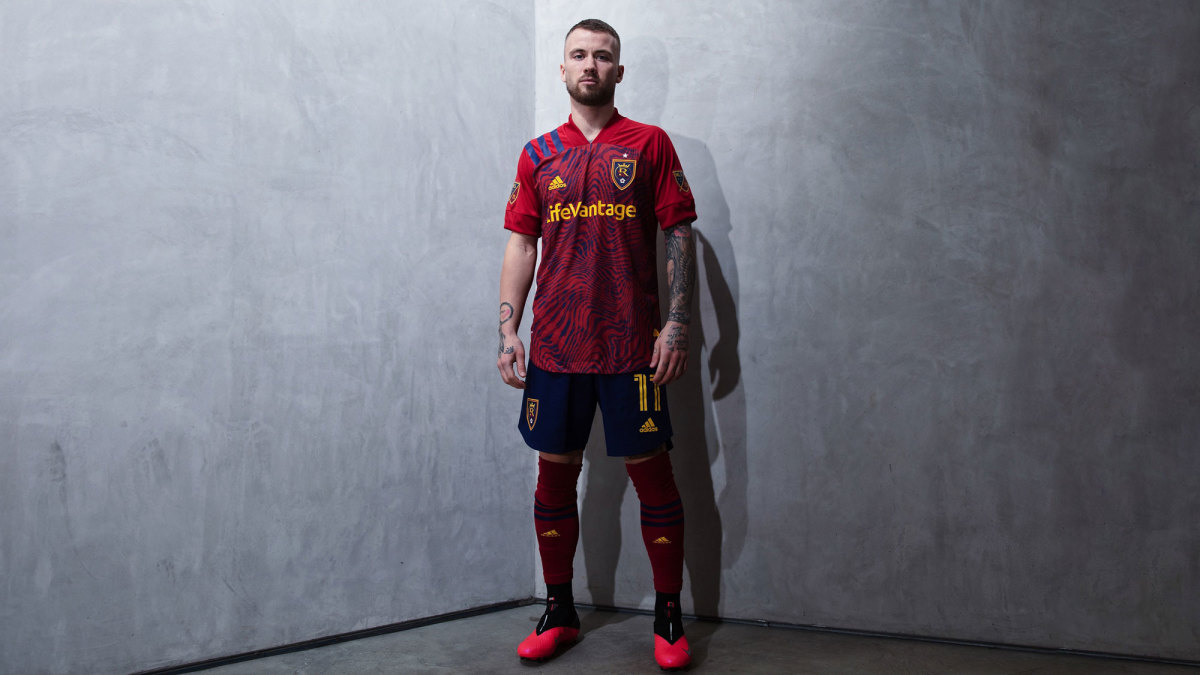 Real Salt Lake's 2020 MLS kit