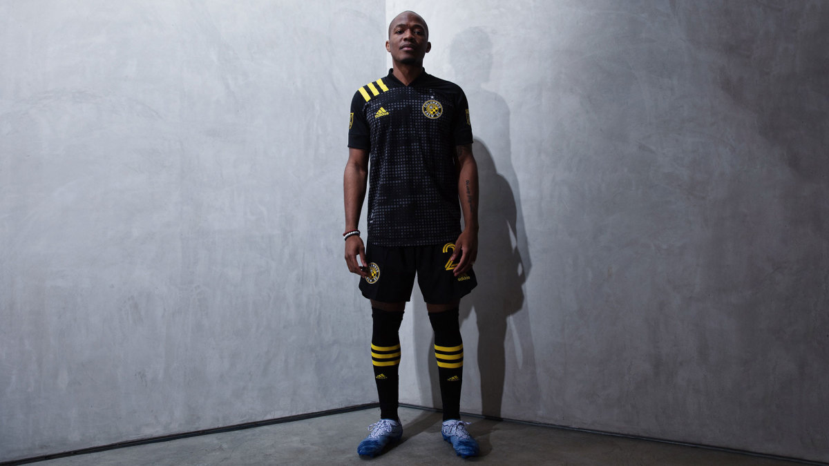 Columbus Crew's 2020 MLS kit