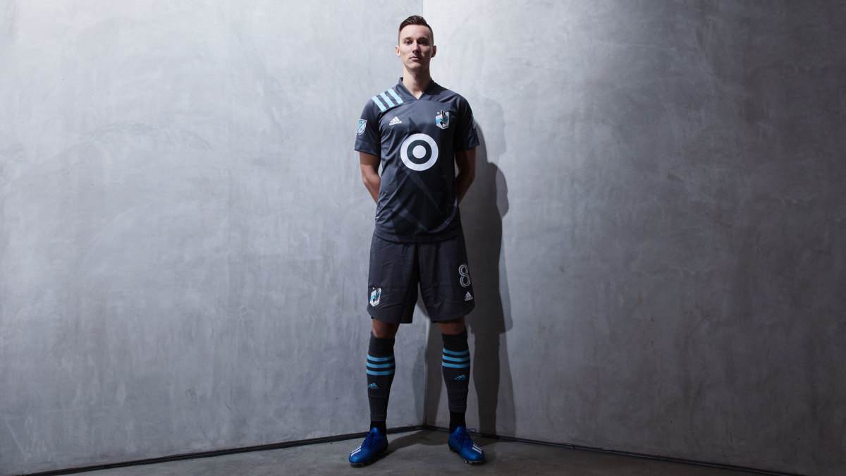 Minnesota United's 2020 MLS kit